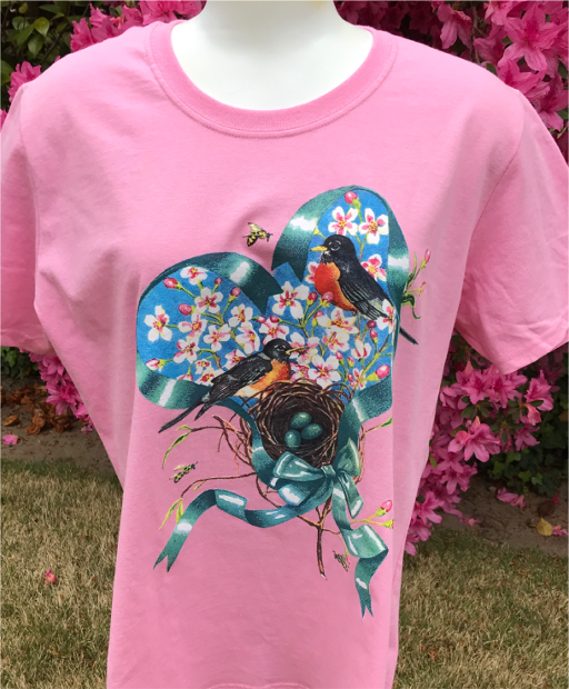 Checkout Mark's New Cherry Blossom Merchandise,